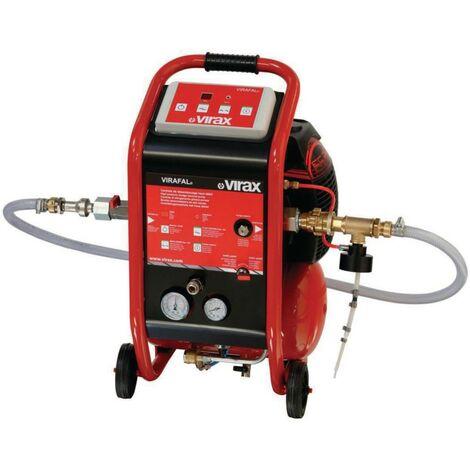 Centrale de désembouage haut débit + injecteur + réducteur pression