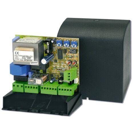 Centrale Hiltron commande portes coulissantes 230V 700VA IP44 PCM100
