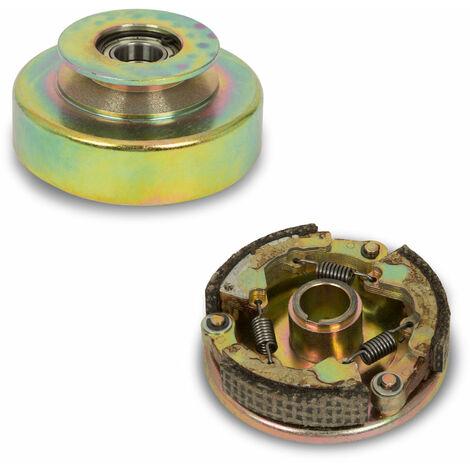 Centrifugal Clutch (20.05 mm Shaft, 2 Shoes, 5 mm key, Slot width 5 mm / 13 mm)
