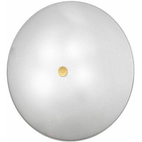 CENTRO 24 Carat Gold design ceiling light 5 bulbs Diameter 90 Cm