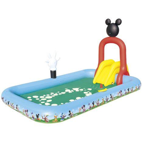 Centro de juegos mickey mouse 320x175x157 91016 bestway