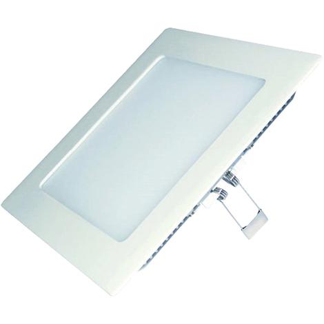 Century Lámpara Panel LED, 18W, 3000K, 1260lm, vida útil 30.000 horas, clase energética A