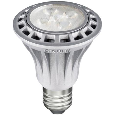 Century Super LED Par 20 7 W E27, dura hasta 30.000 horas y ahorra un 86% de energía