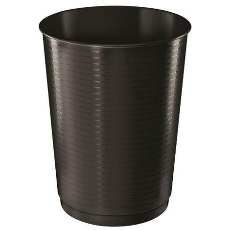 CEP Maxi Waste Bin Graphite 133 - CEP33010