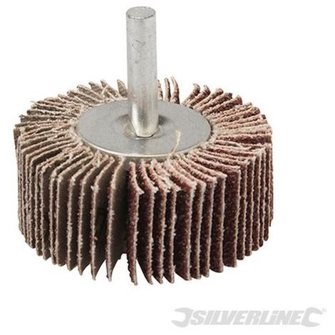 Cepillo abrasivo laminado (50 mm - Grano 80)
