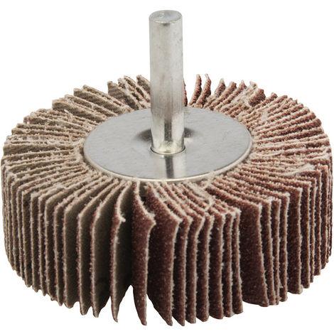 Cepillo abrasivo laminado 60 mm - Grano 80 - NEOFERR