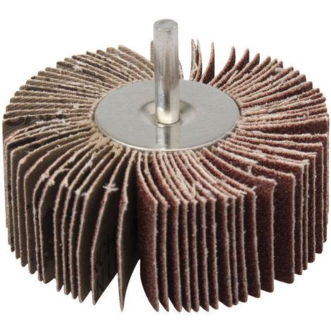 Cepillo abrasivo laminado 80 mm - Grano 80 - NEOFERR