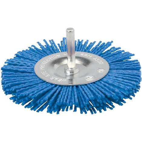 Cepillo circular abrasivo con filamentos Fino, 100 mm - NEOFERR