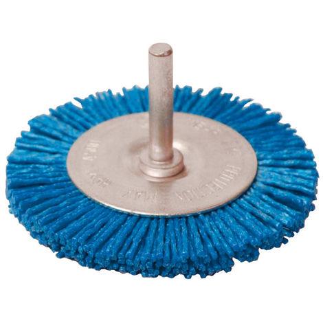 Cepillo circular abrasivo con filamentos Fino, 75 mm - NEOFERR