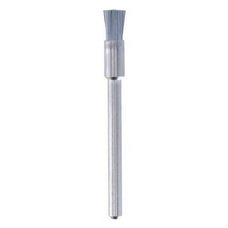 Cepillo de acero al carbono Dremel Ø 3,2 mm
