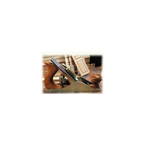 Cepillo de banco No. 1 con cuerpo de bronce Lie-Nielsen