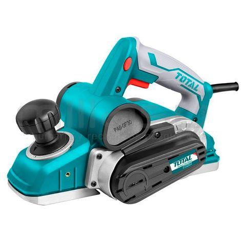 Cepillo eléctrico madera TL1108236 1050W Total