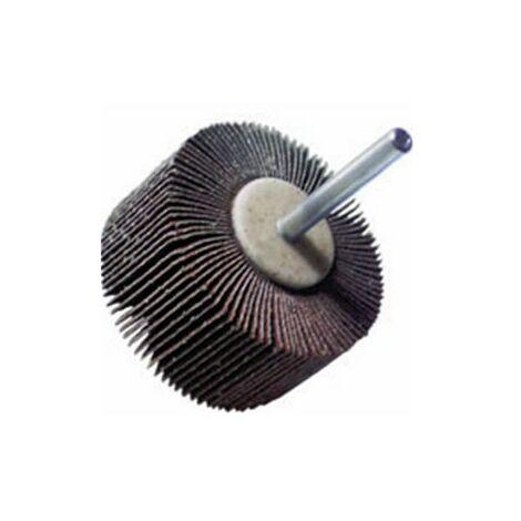 Cepillo lija con eje 60x40p60-6