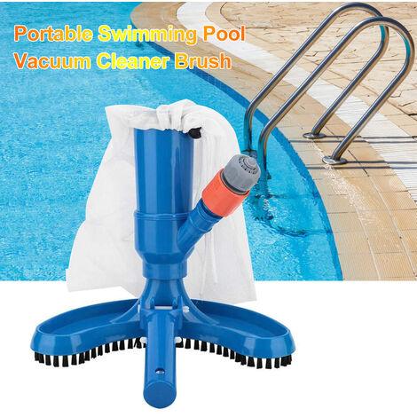 Cepillo para piscina Quitamanchas Fuente Jet Vacio