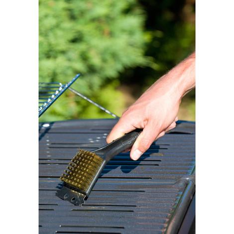 Cepillo Plastico Barbacoa 3En1 - C.GAZ - 20000032607