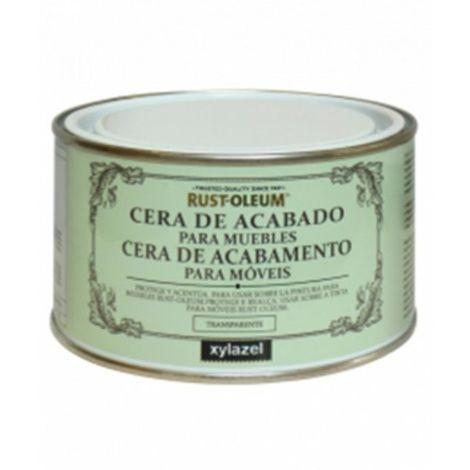 Cera Acabado Efecto Tiza Chalk Paint Rust-Oleum Xylazel