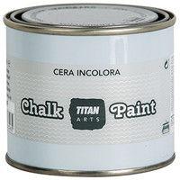Cera Acabado Pintura Tiza 750 Ml - TITAN CHALK - 091030434