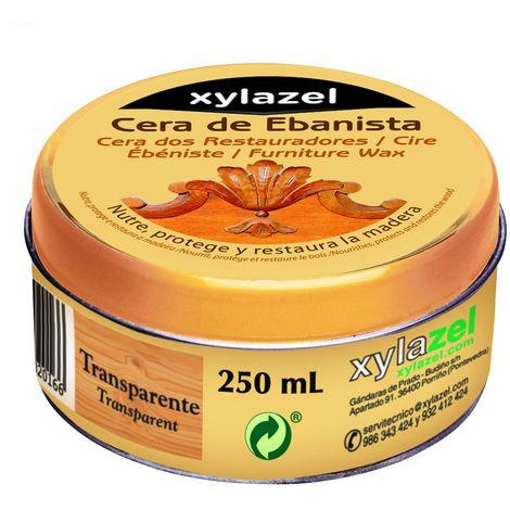 Cera de ebanista Xylazel 250 mL