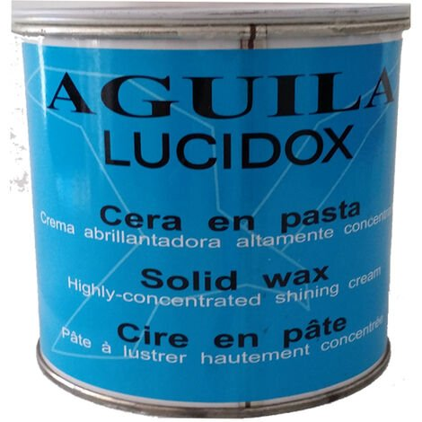Cera en pasta para superficies Lucidox