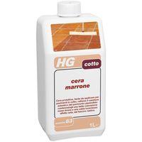 Cera marrone per cotto - PRODOTTO 83 - HG 193100108