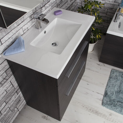 Ceramic Bathroom Basin Sink Only 800mm
