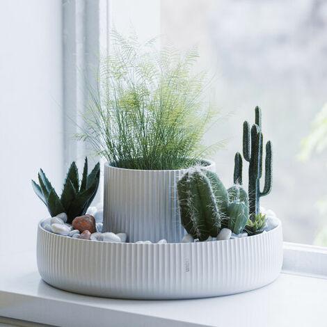 """main image of """"Ceramic Indoor Planter - Fountain"""""""
