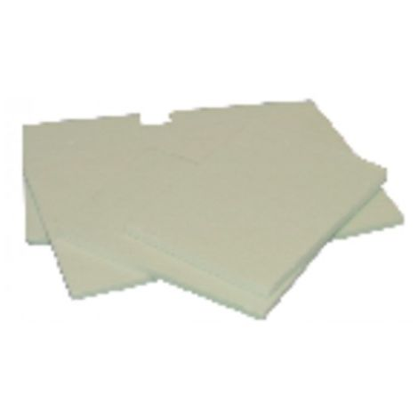 Ceramic plate insulation - DIFF for Chaffoteaux : 60081722