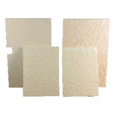 Ceramic plate insulation (Kit) - CHAFFOTEAUX : 60081722