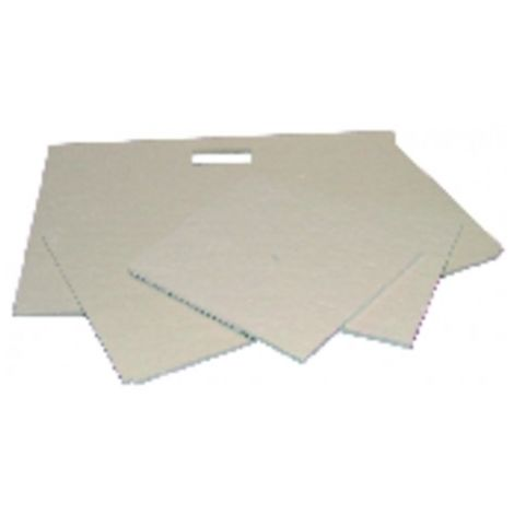 Ceramic plate insulation kit GL/GV723 - DIFF for ELM Leblanc : 87167588730