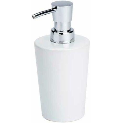 Ceramic soap dispenser Coni White WENKO