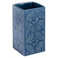 Ceramic tumbler Mod. Cordoba, dark blue WENKO