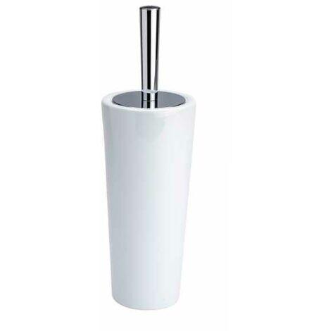 Ceramic WC brush set Coni White WENKO