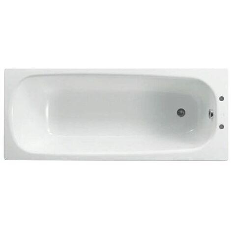Ceramica Contessa Steel Small Bath - 1500mm (Standard)