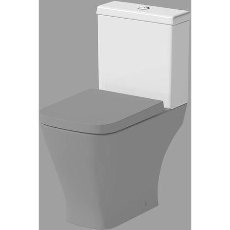 Ceramica Marseille Dual Flush Cistern White Ceramic