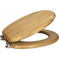 Ceramica Oak Toilet Seat