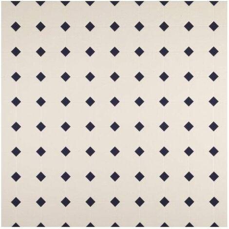 Céramics Ancona bleu 67.5cmx20m -
