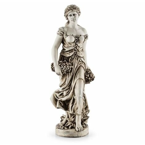 """main image of """"Ceres Sculpture statue décorative faite main 1,2 m MgO fibre de verre"""""""