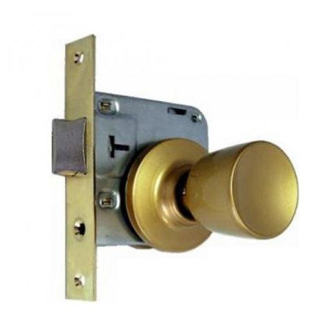 Cerradura 3520-50 Laton Pulido 2520