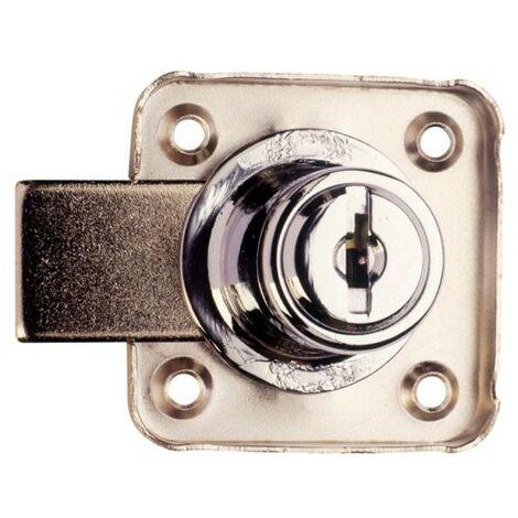Cerradura armario 20mm aga zamak cr. 362/20 c3620c20000