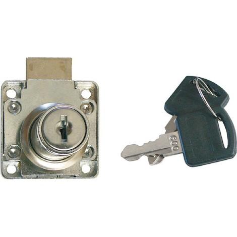 Cerradura Armario Bl 1 Pza - NEOFERR - PT0745 - 32 MM