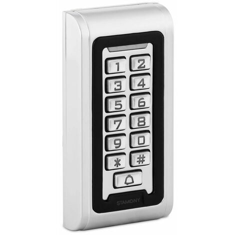 Cerradura De Código Para PIN/Tarjeta RFID EM Protección Clase IP68