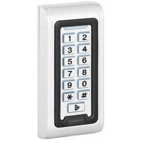 Cerradura De Código Para PIN/Tarjeta RFID EM Protección Clase IP68 Wiegand 26