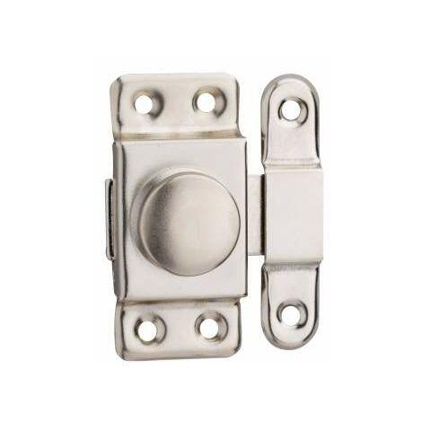Cerradura de la puerta, automática, acero galvanizado, 35mm