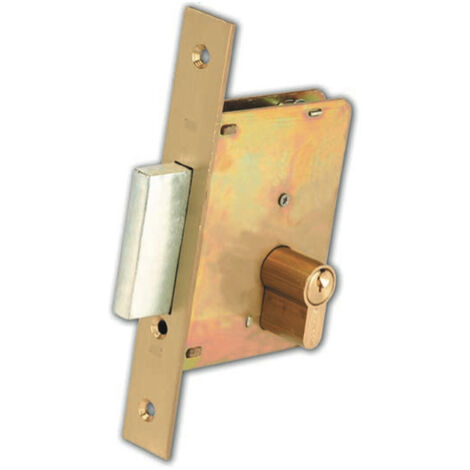Cerradura Ezcurra latón 4200-60