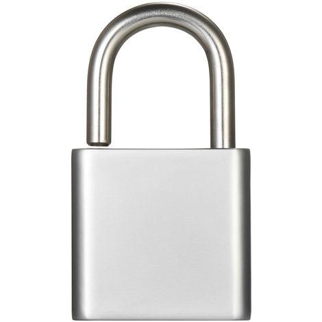 Cerradura inteligente sin llave Candado antirrobo Candado para maletas de puerta(no se puede enviar a Baleares)