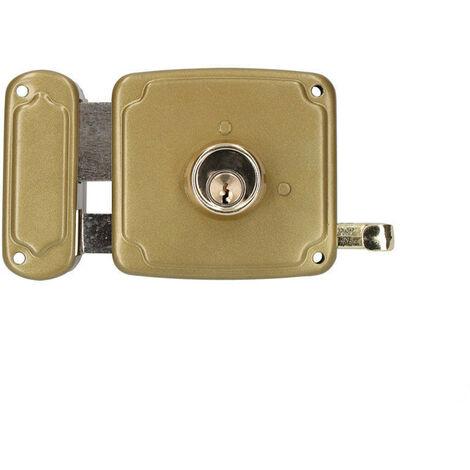 Cerradura Izquierda 100Mm 3 Llaves Incluidas - NEOFERR