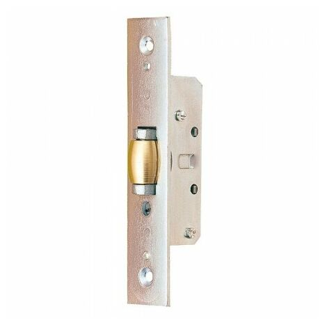 "main image of ""Cerradura lince 5554 aluminio 14 mm."""
