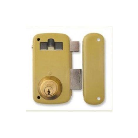 Cerradura Lince hierro esmaltado 5056-A/60I