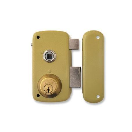 Cerradura Lince hierro esmaltado 5056-B/60D