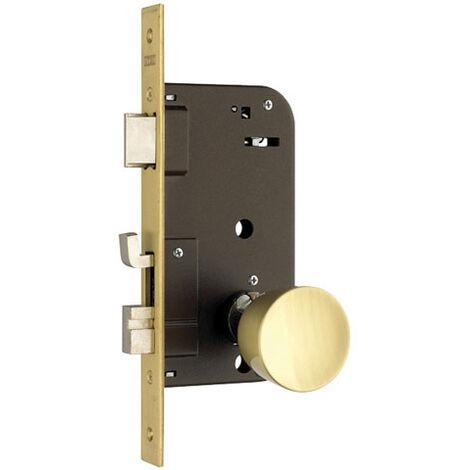 Cerradura Madera Embutir 23X50Mm 48E Laton Canto Cuadrado Yale